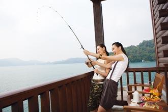 力麗儷山林會館 湖景釣魚房夯