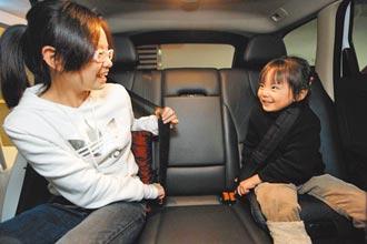 4歲以上搭客運未繫安全帶 最高罰6000
