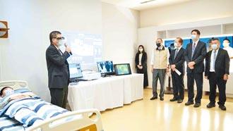 中華電5G智慧醫療 導入榮家長照