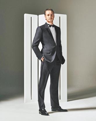 摩納哥王子帥穿Dior 演繹完美男人形象