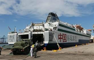 頭條揭密》大陸徵用民船演練對台登陸作戰 主因是什麼?