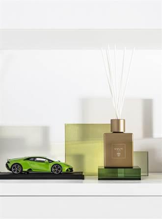 顶级香氛CULTI MILANO为超跑量身订制 推出限定香氛