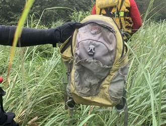 虎豹潭持續搜救失蹤2小 今茄苳潭下游再尋獲15歲少女背包