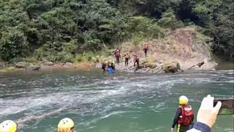 虎豹潭落水案 坪林尋獲1遺體身分確認中