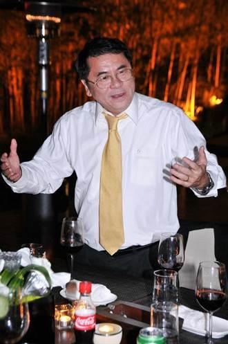 爆「民進黨有黨主席是臥底」 林忠正看到某文件:鐵証如山!