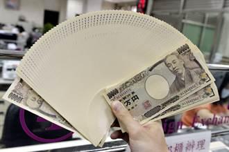日圓換匯價貶至23年新低 換5萬可多賺逾5800元