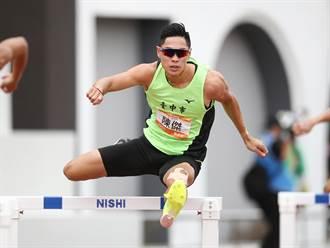 全運會》楊俊瀚200公尺3連霸 生涯第10金入袋