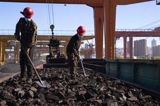 煤價暴漲3倍 大陸發改委出手干預 煤炭期貨跌停