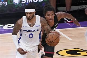 NBA》勇士補上第15人 非保障合約簽回小裴頓