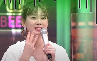 Melody上節目突被問舊愛陶喆 表情有夠真實