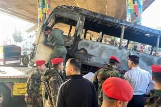 敘利亞一日兩起攻擊共釀27死 數月來最慘重