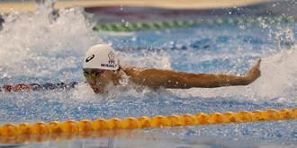 全運會》游泳超威紀錄 吳念平曾單屆10金