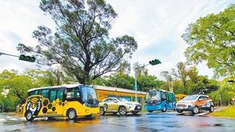 勤崴 展出車隊管理及自駕解決方案
