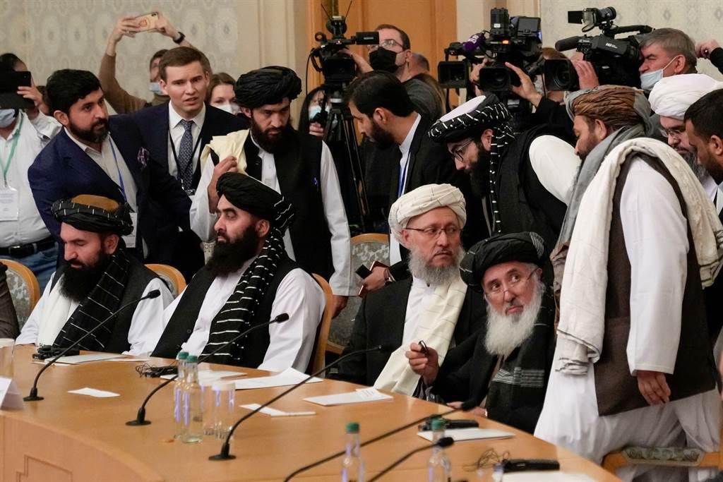 面对IS威胁 塔利班愿与中俄合作维护区域安全
