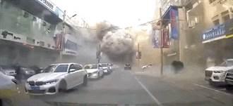 驚天巨響!瀋陽飯店爆炸已致3死30餘傷 居民還原事發:玻璃都碎了