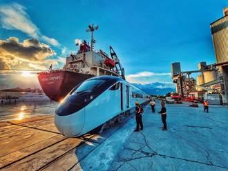 台鐵EMU3000 獲2021最佳百大設計