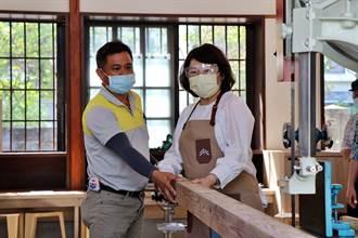 嘉義舊監獄宿舍群變身為實驗木工廠 平日開放預約參觀