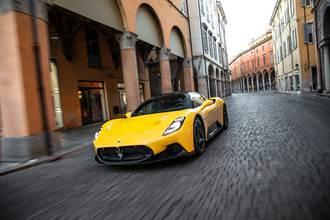 引領新世代 GT超跑驚艷之作 Maserati MC20重磅抵台