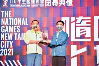 全運會》台北市勇奪84金成為最大贏家 2年後台南古都見