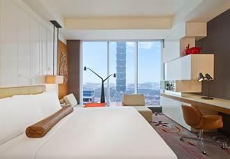 台北W飯店年末推住房專案優惠 號召美食家體驗