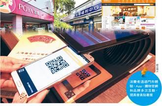 台灣零售產業大洗牌! 線上線下融合 關鍵數據搶商機