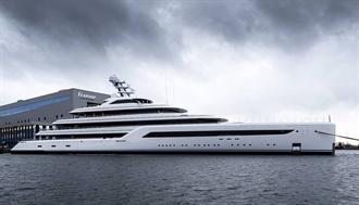 私人遊艇下錨 西班牙媒體稱馬雲在當地小島觀光
