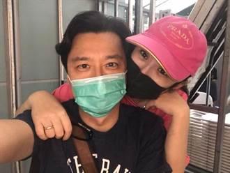 《戲說台灣》女星驚傳腸爆裂住進加護病房 老公淚求活下去現況曝