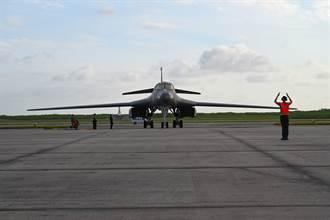 對著中國來!15年來首次 美B1B轟炸機進駐印度洋基地