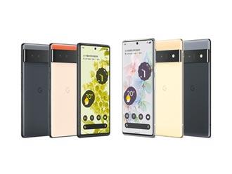 首度搭載自研Tensor處理器 Google Pixel 6亮相 台灣預購秒殺