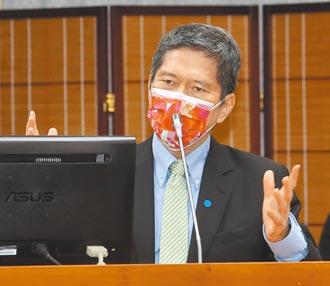 李永得:我是中華民國的文化部長