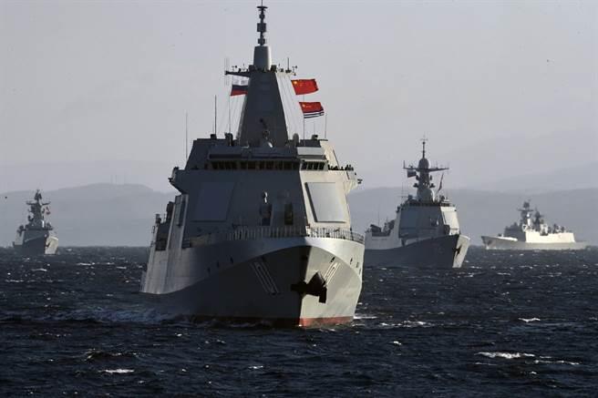 尚青論壇》中俄艦隊突穿第二島鏈 朝台灣海域進發(陸文浩)