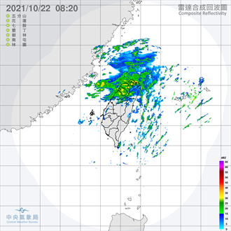 東北季風增強  吳德榮:今至周日北台濕涼