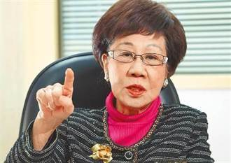 奉勸國民黨勇於承認 呂秀蓮:若還有人替威權漂白就是白癡
