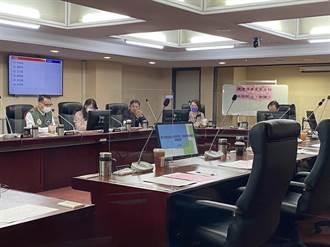 北市2副市長缺席專案報告 警政衛生委員會停審衛生局預算