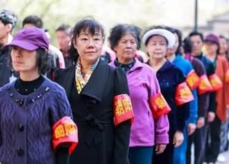 李雲迪涉性交易 「朝陽大媽」再次立功 每平方公里埋伏近300人