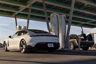 Porsche利用1.21吉瓦 提供更快的充電服務「回到未來」!