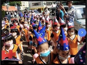 中市英語日慶雙十  接軌國際走遍世界