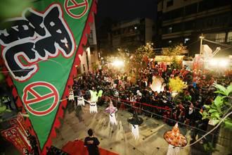 陳柏惟罷免案》刪Q之夜全力衝刺 湧入近300人搖旗吶喊