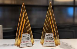 台新銀財管表現亮眼 五度摘最佳人氣品牌獎