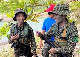 史上最硬「克難周」軍事考驗 郭彥均、大牙挑戰天堂路