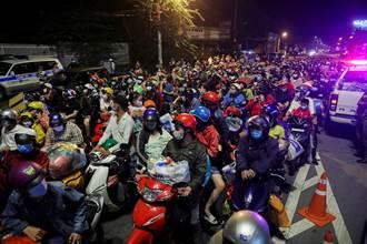 疫情封鎖斷生路 超過200萬越南工人逃回鄉下「寧願去放牛」