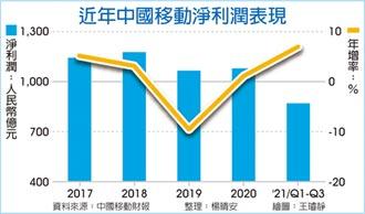 5G用戶增長最快 中移動前三季淨利增近7%