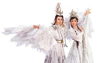 15年老戲重開箱 明華園把韓湘子變時尚