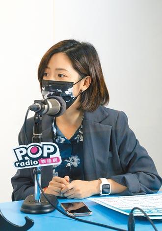 學姐黃瀞瑩登記民眾黨議員初選