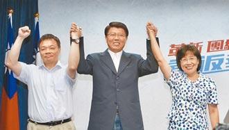透視台南》綠卡位 藍斷層 政黨輪替遙遙無期