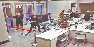 松山之亂唯一起訴 男砸毀警用電腦 判刑6月