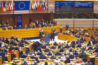 台歐政治合作報告 壓倒性通過