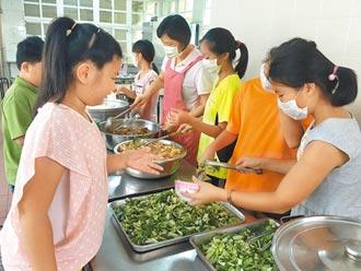 云林9校设中央厨房 供小校搭伙