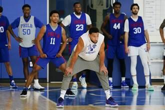 NBA》班西蒙斯同意所有人承擔責任 恩比德改口力挺