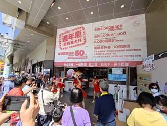 五倍券加持 3C家電超搶手 高單價商品成周年慶搶購重點